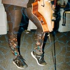 Leg Groove