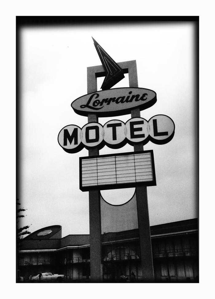 Loraine Motel, Memphis August 2016