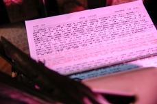 Detail of transcript